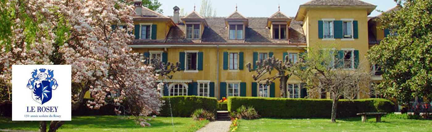 Institute Le Rosey Switzerland